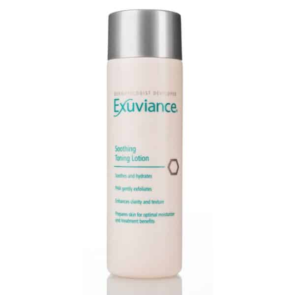 Exuviance soothing toner lotion