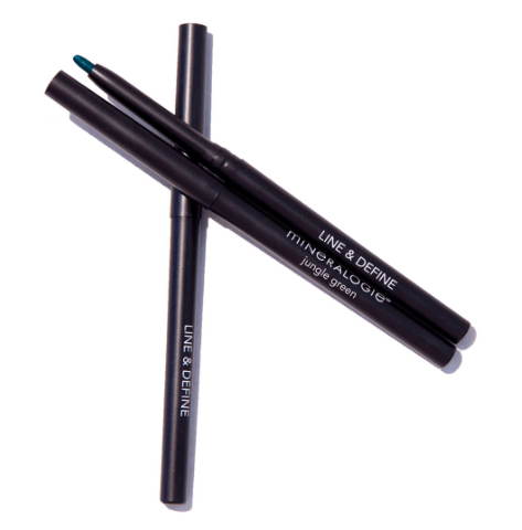 Eye Liner, Automatic, Jungle Green
