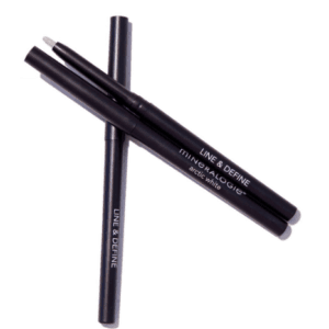 Eye Liner, Automatic, Arctic White