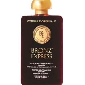 Formule originale, Bronz express lotion