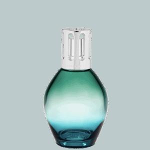 Maison berger lampe oval blågrøn