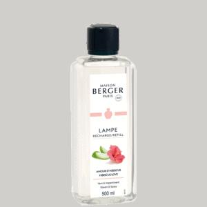 Maison berger refill lampe hibiscus love fragrance