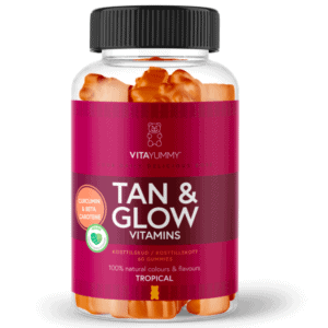 vitayummy tan and glow