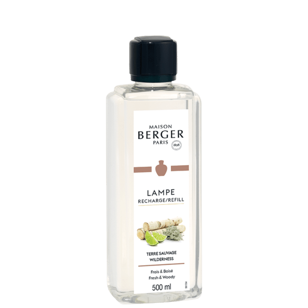 Maison berger fragrance terre sauvage