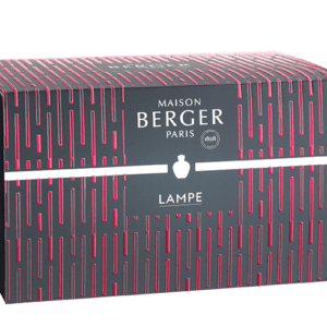 Maison berger amphora pink lampe
