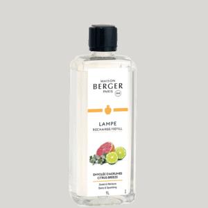 Maison berger fragrance citrus breeze