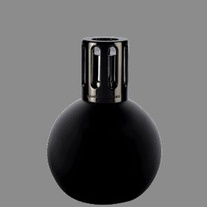 Maison berger boule noire lampe