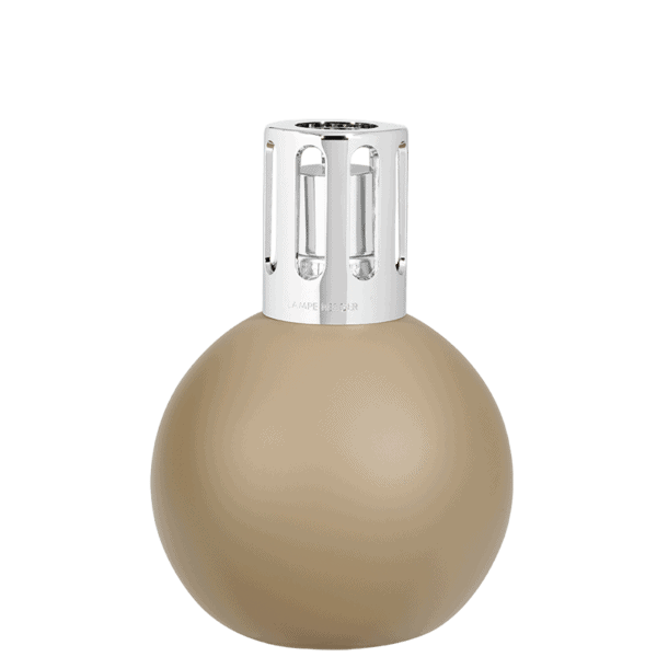 Maison berger boule taupe lampe