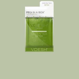 Voesh pedi in a box green tea detox
