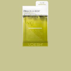 Voesh pedi in a box olive sensation