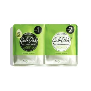 Avry beauty gel-ooh jelly spa green tea