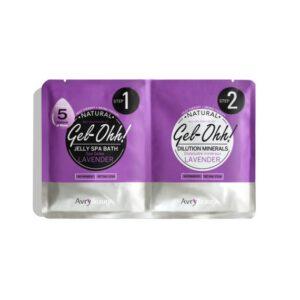 Avry beauty gel-ooh jelly spa lavender