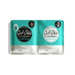 Avry beauty gel-ooh jelly spa pearl glow blå