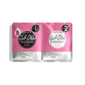 Avry beauty gel-ooh jelly spa rose