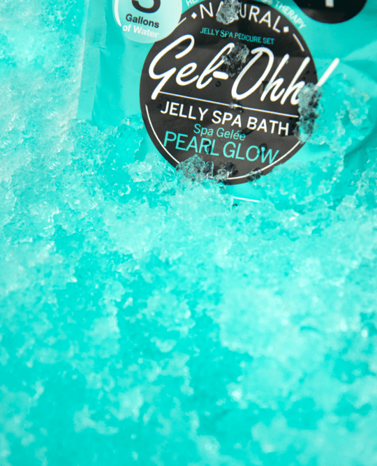 Avry beauty gel-ooh jelly spa pearl glow